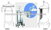 The bag filter is a professional liquid filtration equipment