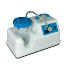 Die tragbare elektrische Saugpumpe