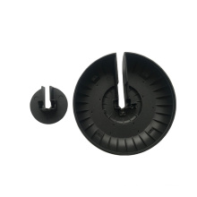 Hot Sale Black Electrophoresis Color Aluminum Die Casting Heatsink