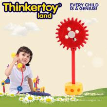 Los mejores juguetes educativos que construyen los bloques para los niños del jardín de la infancia