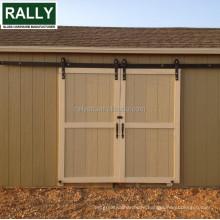 Most fashion door design In American Iron Barn Door Sliding wood Door From China Wholesale