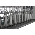 Automatic mouthwash brake fluid pesticide chemical reagent filling machine
