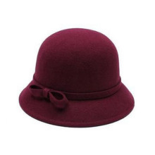 Ladies High Quality Classic Fedora Hat