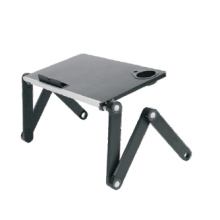 "Laptop Desk Alu Panel Foldable Height Adjustable Upto 17"" (T4A)"