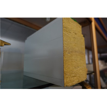 Super Thick Rockwool Insulated Sandwich Panels Fire Prevention Board