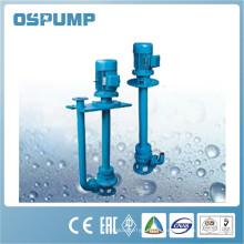 Vente chaude YW pompes à eau submersibles à basse pression des eaux usées