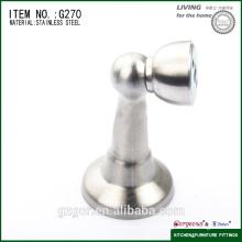 Magnífica aleación de zinc puerta magnética tapones / campana de la puerta de madera / popular en el mercado indio