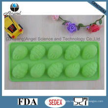 Small Easter Egg Silicone Ice Cube Tray Cake Mould Si05