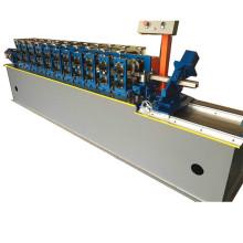 Canal de gesso luz de aço villa quilha rolo dá forma à máquina