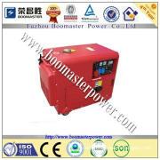 Power generator!! portable diesel generator 6kw