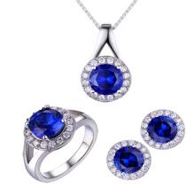 Ensemble de bijoux cadeaux CZ Stone