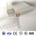 UV защищенный покрашенный лист поликарбоната U блокировки