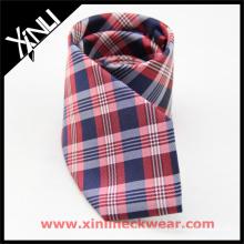 Mens Fashion Import Jacquard tissé Chine usine en gros 100% soie cravate