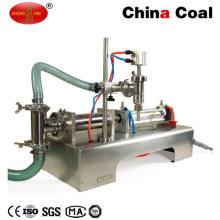Eine Kopf-flüssige Wasser-Füllmaschine