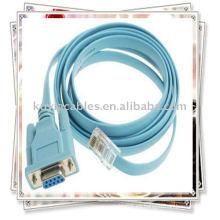 Nuevo cable de la consola DB9 a RJ 45 genuino