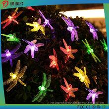 Dragonfly LED String Lights, 16FT 20 LEDs Starry Lighting (Multi-color)