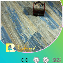 Household 12.3mm AC4 Mirror Beech Water Resistant Laminate Flooring
