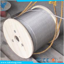 GB5215 AISI 304 fil de soudage en acier inoxydable recuit et décapé