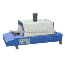 Высокая скорость термоусадочная пленка ПВХ термоусадочная пленка небольшая термоусадочная упаковочная машина BS400 8
