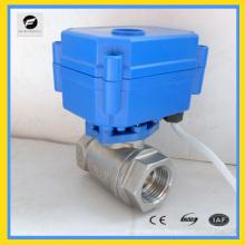 Válvula de flotador 24v del tanque de agua eléctrico de 2 maneras