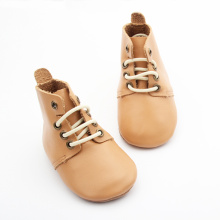 Baby High Boots  Indoor With Shoelace