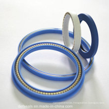 High Quality PTFE Spring Energized Seals for Hydraulic Cylinder