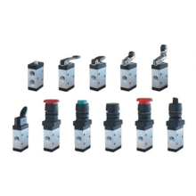 ESP pneumatic M3 series 3/2 way control valves