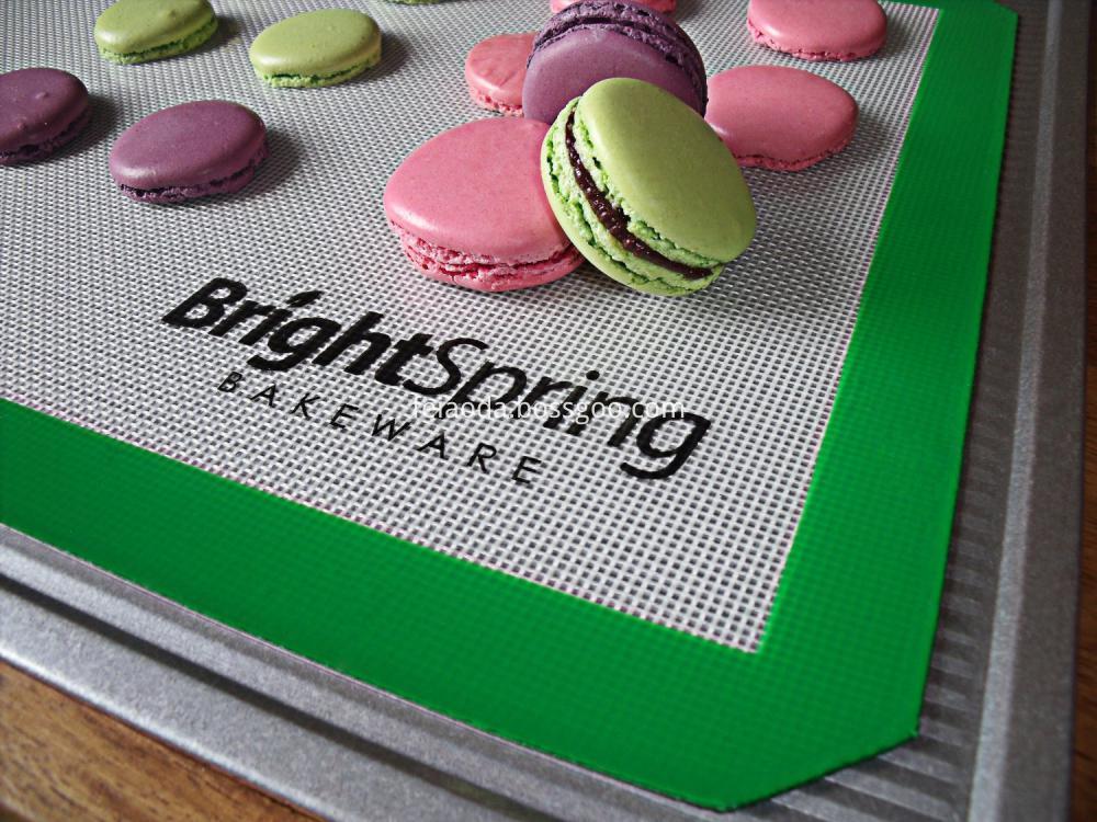 baking mat logo printing