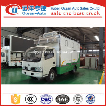 Dongfeng mobile fryer food truck for sale