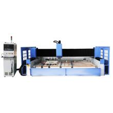 16 Tool Change Stone Cnc Bridge cutting milling polishing Multi Blade Cutting Machine