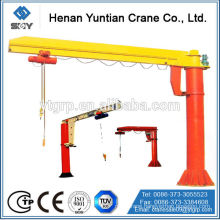360 Degree Suspension Used Jib Crane For Sale