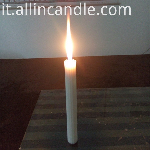 Flute candle
