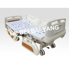 (A-6) lit d'hôpital électrique à cinq fonctions