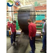 EPDM Conveyor belt fire resistant