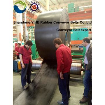 Antistatic Rubber conveyor belt