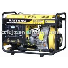 Генератор Бензиновый 2.8 кВт Сварочный наборы