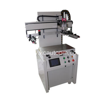 Flat Precision Vacuum Table Screen Printer