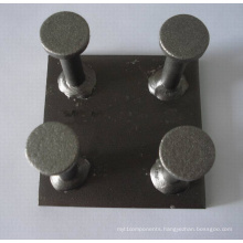 Concrete Precast Steel Fastening Anchor Plate (Construction Hardware)