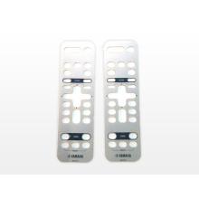 Etiquetas de embalaje de botellas personalizadas etiqueta adhesiva de impresión