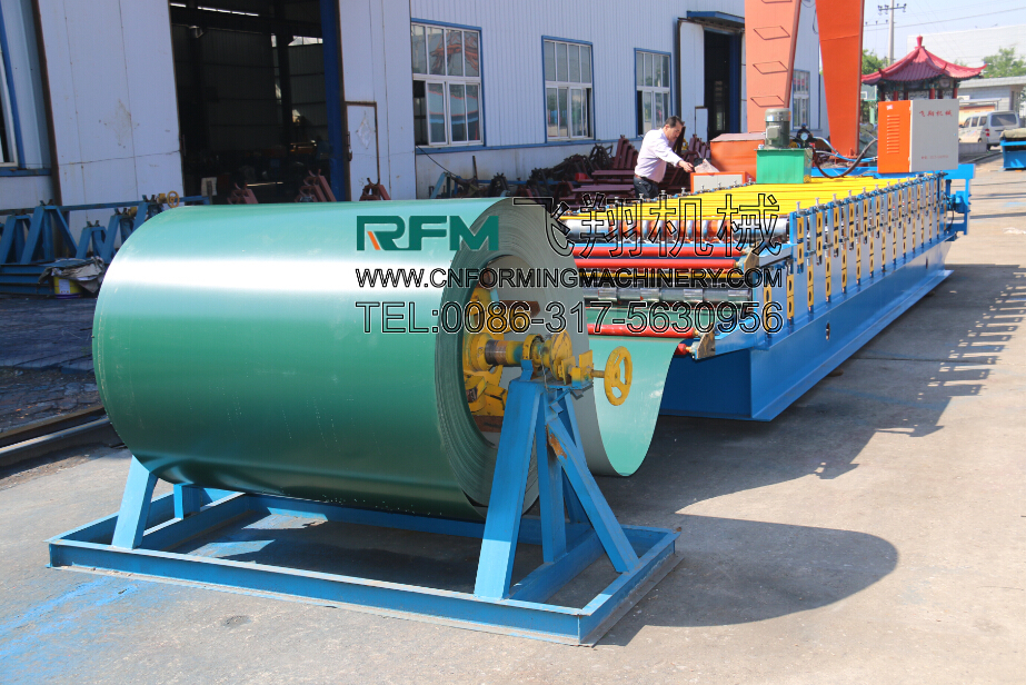 z purlin rolled forming machine