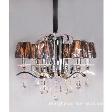Elegant new crystal pendant lamp
