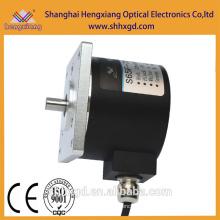 Shanghai encoder factory S65F rotary chip push pull circuit DC12V