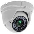 2.0MP 1080P 2.8-12mm motorized lens Auto Focus HD Outdoor IR Dome IP CCTV Camera