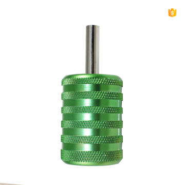 35mm Green Black Blue Red Aluminium Tattoo Grip High Quality