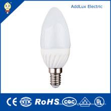 СМД 3ВТ e12 светильника свечки СИД