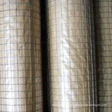 1/2 pulgada de acero galvanizado soldado precio de malla de alambre / soldado de malla de alambre de fábrica