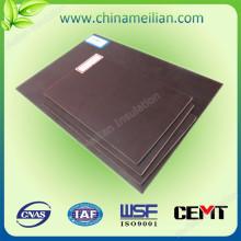 Resina de epoxy de la hoja de cristal magnética conductora