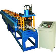 panne de c/z de prix bas façonnage panne machine/c/z forme en appuyant sur les machines pour le bâtiment