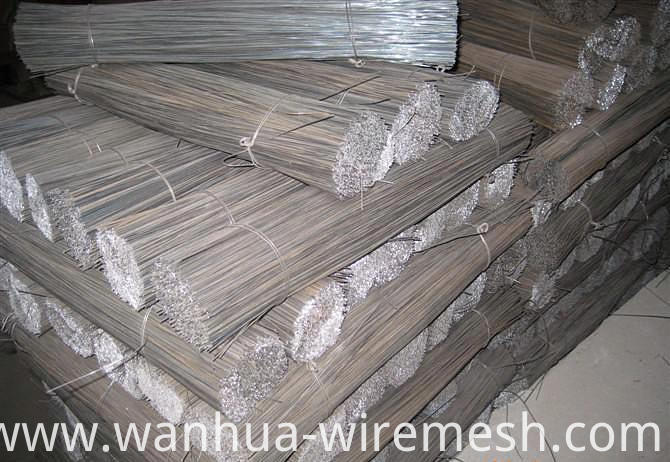 0.7mm Electro Galvanized Straight Cut Iron Wire (2)