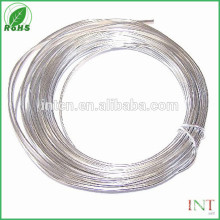 professional supplier for high purity AWG14 pure silver wire